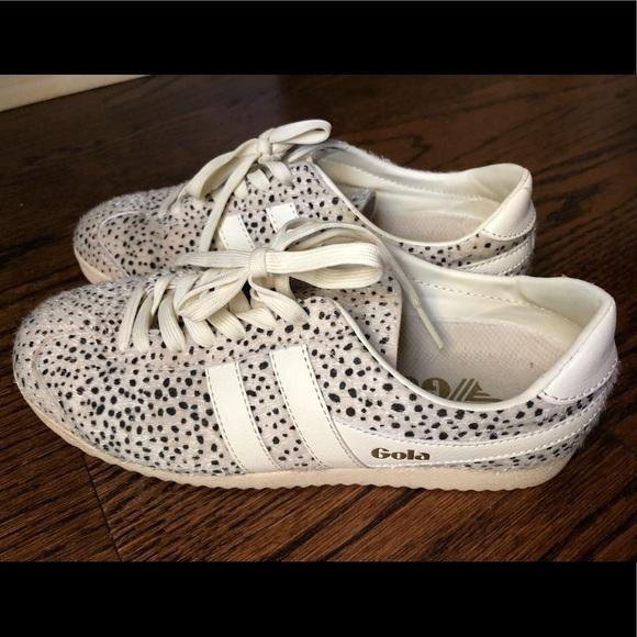 Gola Shoes - Gola Bullet Cheetah size 6